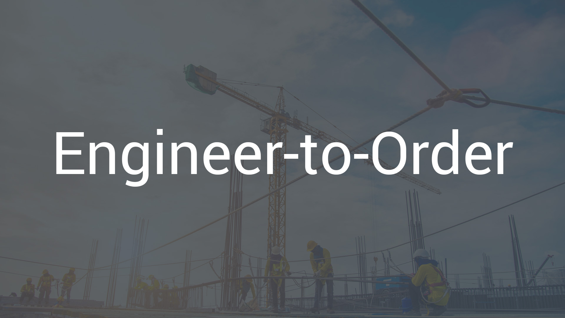 calcIT CPQ Engineer-to-Order