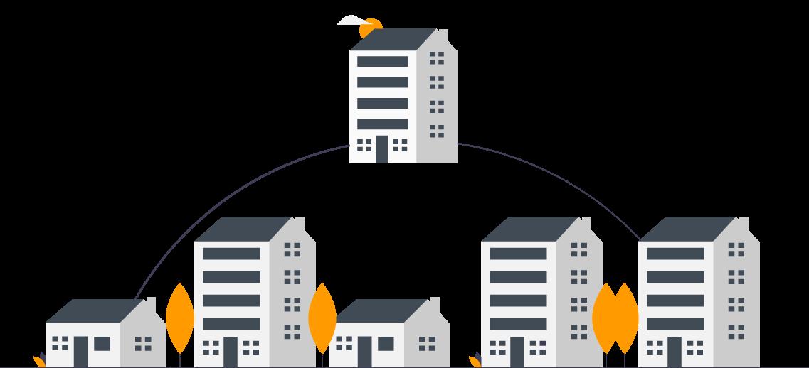CPQ Intercompany: Geschäftsbereiche abbilden