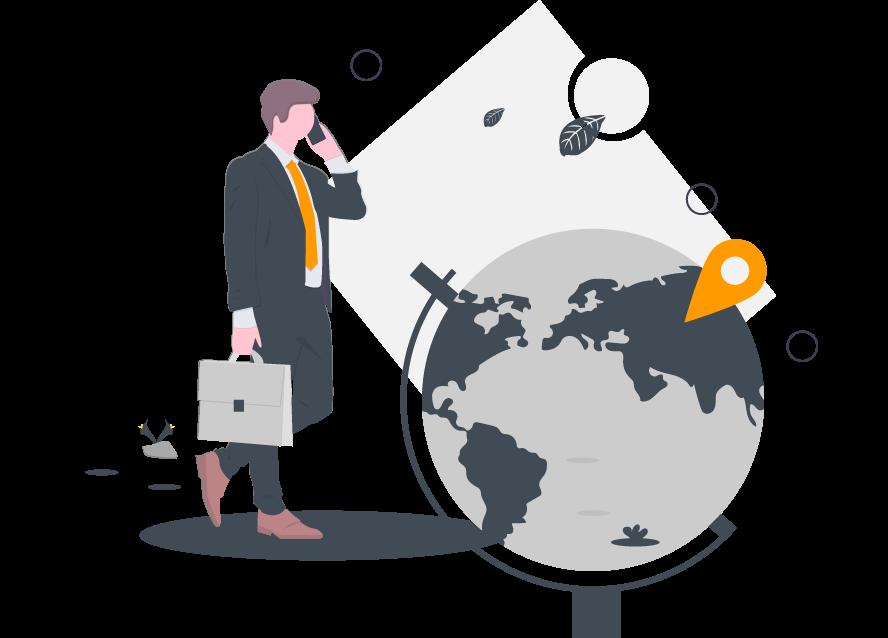 CPQ Intercompany für weltweiten Einsatz